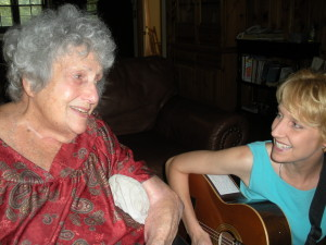 Elder Care Music Therapy